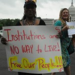 institutionalization is no way to live 2012 sign