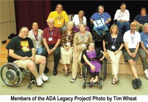 ADA Legacy Team Members