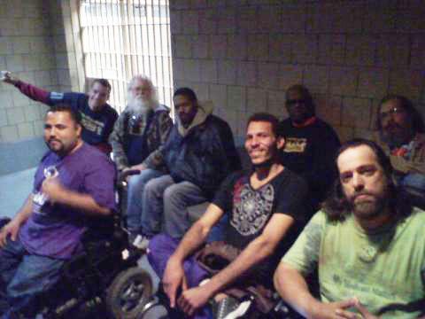 ADAPTers held in custody in Harrisburg