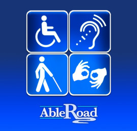 AbleRoad app image