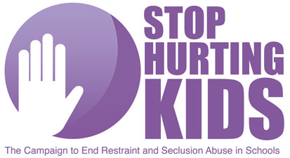 Stop Hurting Kids Campaign Logo
