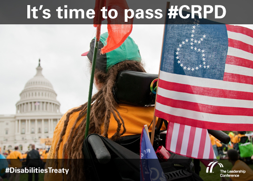CRPD Sharable Image - Time to Pass CRPD