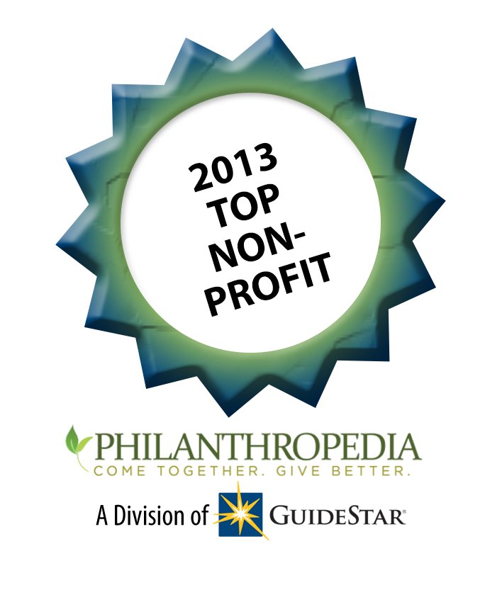 Logo - Philanthropedia Top Nonprofit 2013