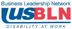 US Business Leadership Network Logo - USBLN - Disability At Work