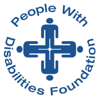 People With Disabilities Foundation Logo