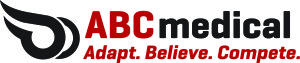 ABC Medical Logo - Adapt. Believe. Compete.